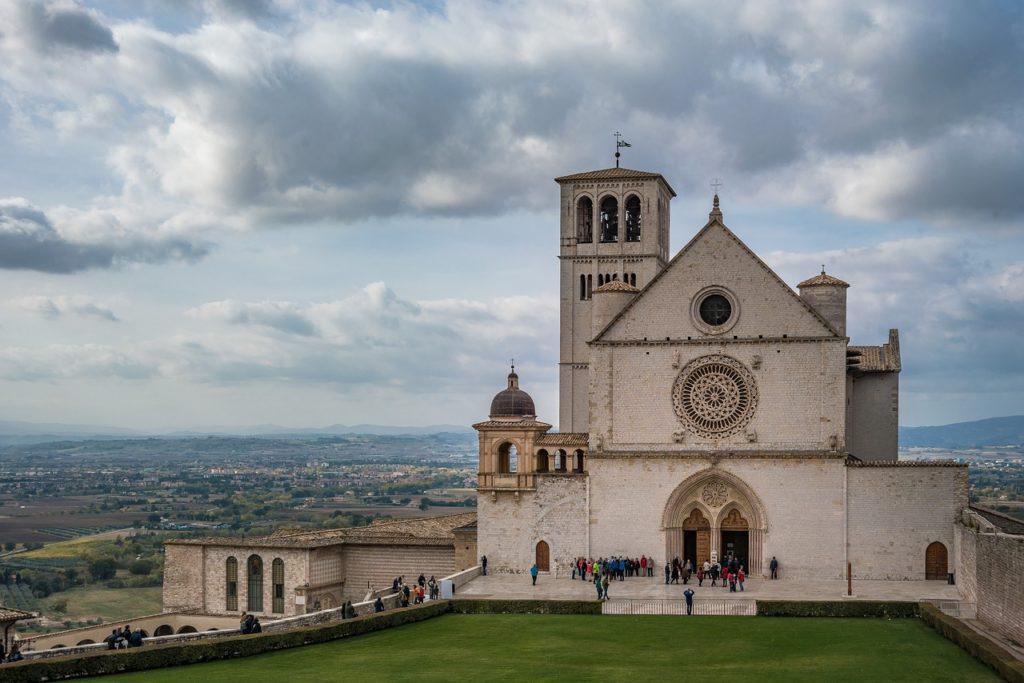 diocesi di roma, assisi
