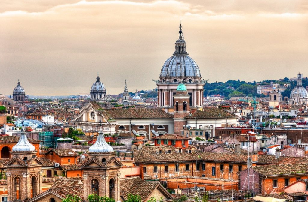 parrocchie di roma