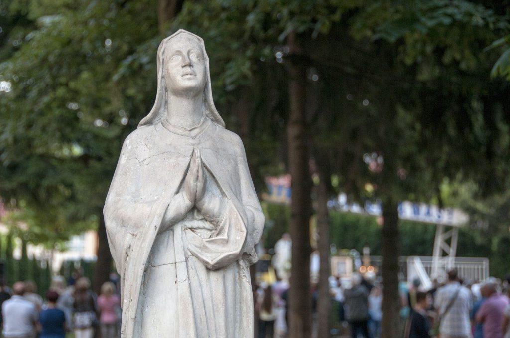 Come Maria immacolata