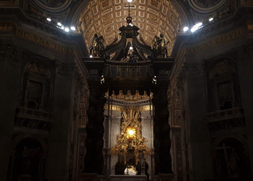 settimana santa, san pietro, papa