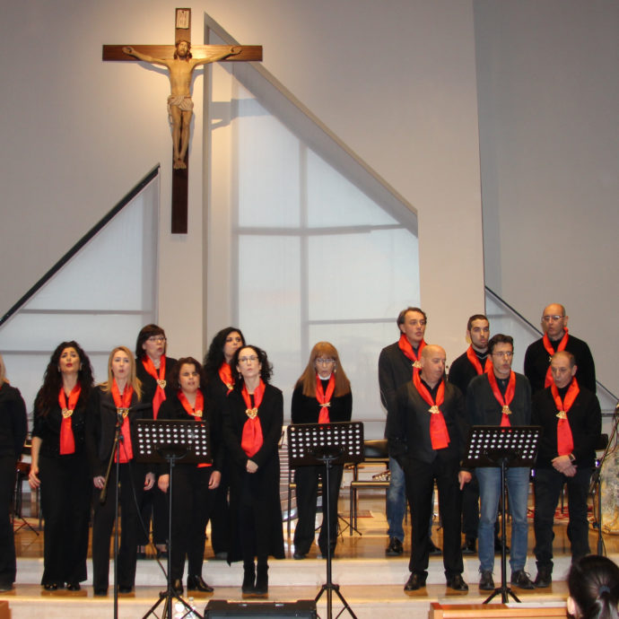 Coro San Giovanni Battista De La Salle 2018