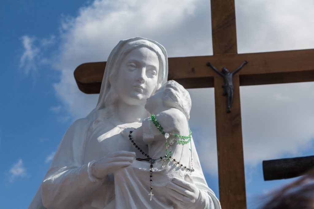 Maria discepola