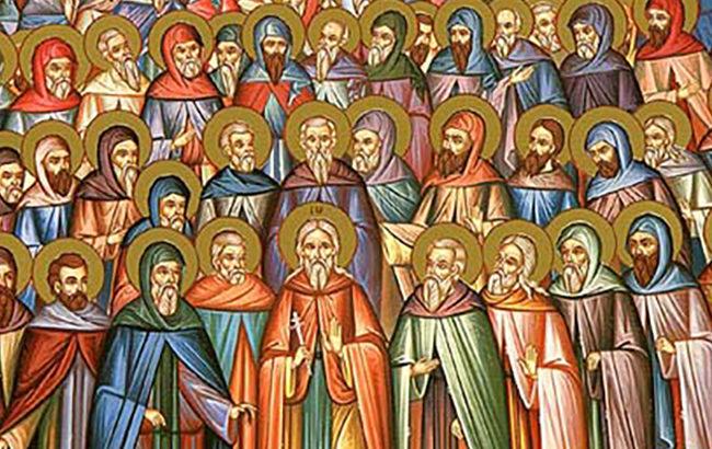 La protezione dei santi
