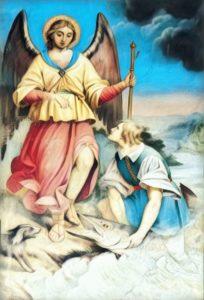 preghiera per la guarigione, san raffaele arcangelo