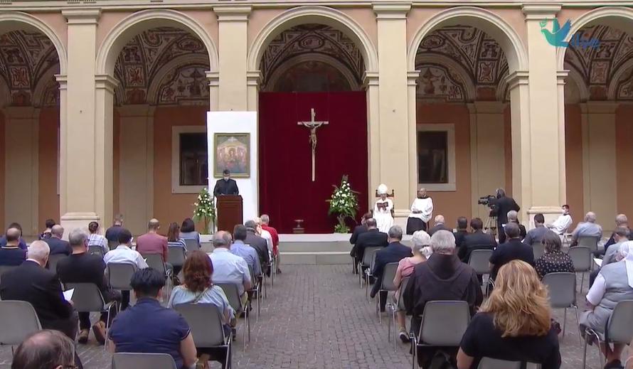 diocesi di roma, de donatis, anno pastorale 20-21