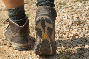 pellegrinaggio a piedi