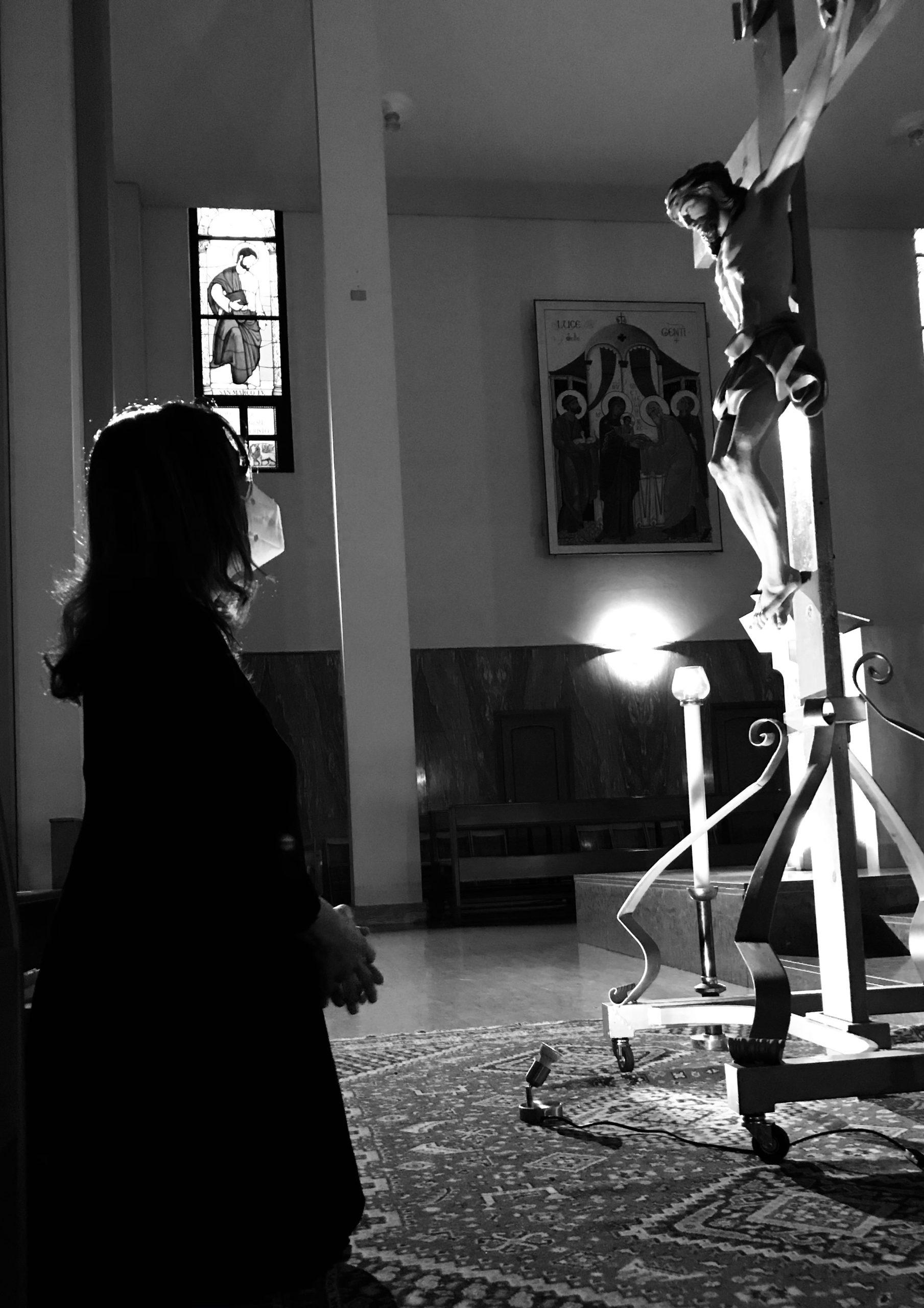 scatta in parrocchia 2021, gianluca de mutiis, santissimo sacramento a tor de schiavi